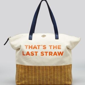 Call to Action: That's the last straw bag